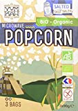Yum Kah Popcorn per Microonde - 3 x 90 gr