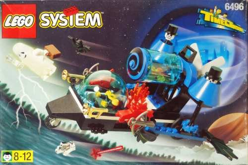 LEGO System Time Cruisers 6496 Geisterbus