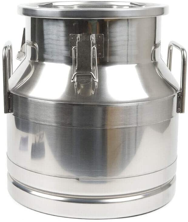 Milk Can Sales results No. 1 5 Gallon Food Steel Grade Transport Stainless Super-cheap