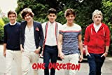 GB Eye 61 x 91,5 cm One Direction Walking Maxi Poster