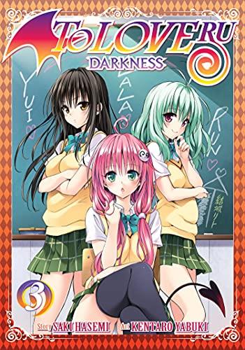 To Love Ru Darkness, Vol. 3