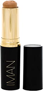 Iman Cosmetics Second To None Stick Foundation, Sand 3