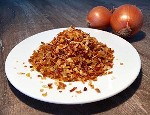 Werner´s glutenfreie Röstzwiebeln (laktosefrei, ohne Farbstoffe) 5 x 100 g Beutel