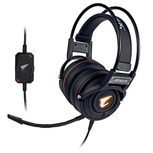 Gigabyte Technology Gaming Headset–Negro