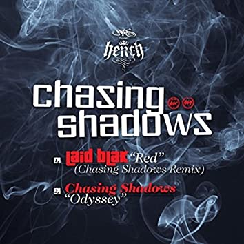 Red (Chasing Shadows Remix) / Odyssey