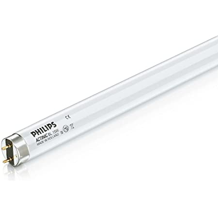 Ampoule/Tube UV Philips Actinic T8 15W G13 Tpx15-18 450Mm
