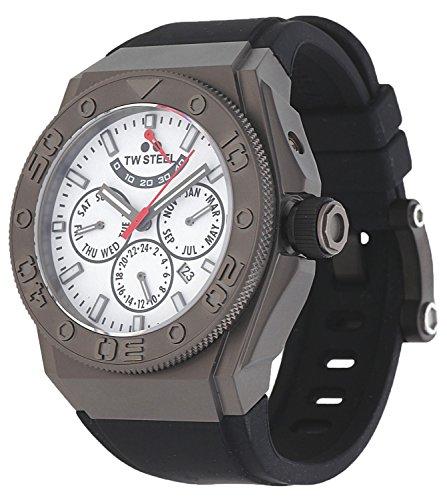 TW Steel orologio da polso uomo CEO Diver automatico nero TWCE 5002–1