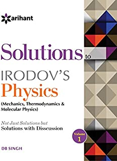 Discussioin on IE Irodov''s PROBLEMS IN GENERAL PHYSICS Disussion 1(Mechanics & Thermodynamics)