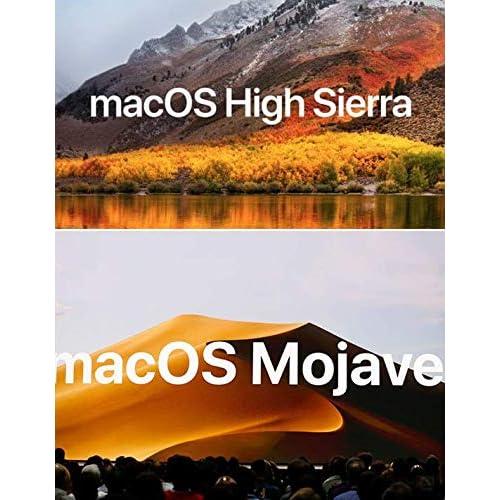Amazon com: Macintosh OS X Installer - MOJAVE (Mac OS X 14) & HIGH