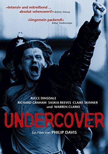 Undercover, DVD, deutsche u. englische Version