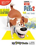 The Secret Life of Pets 2 My Busy Books
