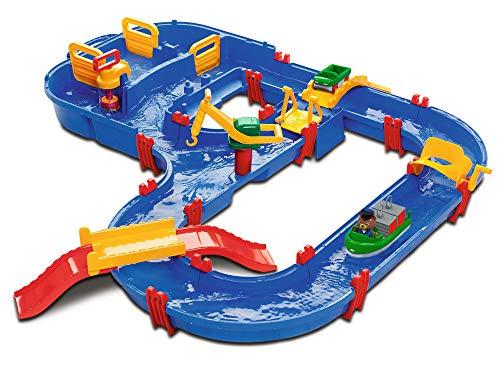 AquaPlay 8700001628 - Wasserkanalsystem mittelgross