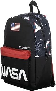 NASA Sublimated Panel Print Backpack