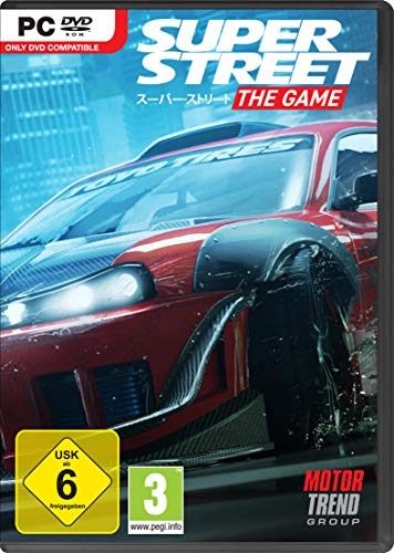 Super Street - The Game [PC]