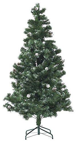 【Amazon.co.jp限定】 キャプテンスタッグ(CAPTAIN STAG) クリスマスツリー 松かさスノータイプ 180cm UP-3502