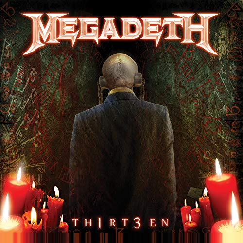 Megadeth: Th1rt3en (2019 Reissue) (Audio CD (Re-Issue))