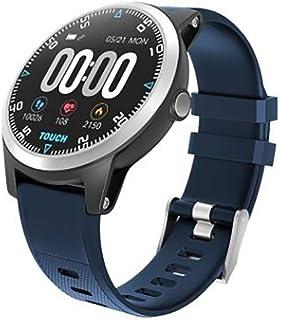 YZY Versión de Reloj Inteligente 2019,Pulsera Actividad con Monitor de sueño de Ritmo cardíaco, rastreador de Actividad a Prueba de Agua IP67 con Reloj de podómetro para Mujeres Hombres