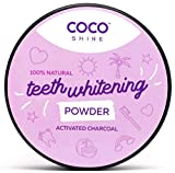 Original - Coco Shine Teeth Whitening Powder 100% Natural Organic Activated Charcoal Tooth Polish - Product of Australia