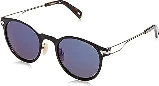 G-STAR RAW Unisex Adults' GS116S Clasp Stormer Sunglasses, (Black Matte), 51.0