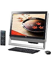 日本電気 LAVIE Desk All-in-one - DA370/CAB ファインブラック PC-DA370CAB