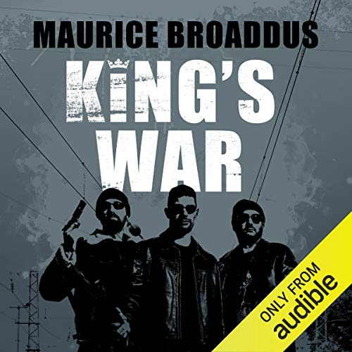 King's War cover art
