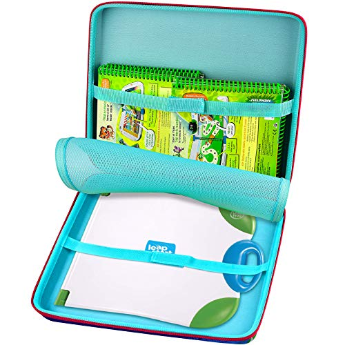 Case for Leapfrog LeapStart Preschool Success 3D Interactive Learningand Trolls Activity Book (Multicolored)