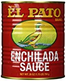 El Pato Red Chile Enchilada Sauce, 28 oz.