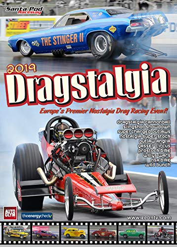 2019 Dragstalgia - Nostalgia Drag Racing at Santa Pod