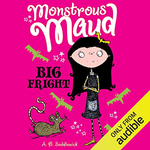 Monstrous Maud: Big Fright audiobook cover art
