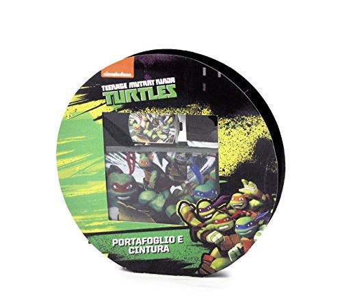 Coriex N94816 Teenage Mutant Ninja Turtles portemonnee, riem