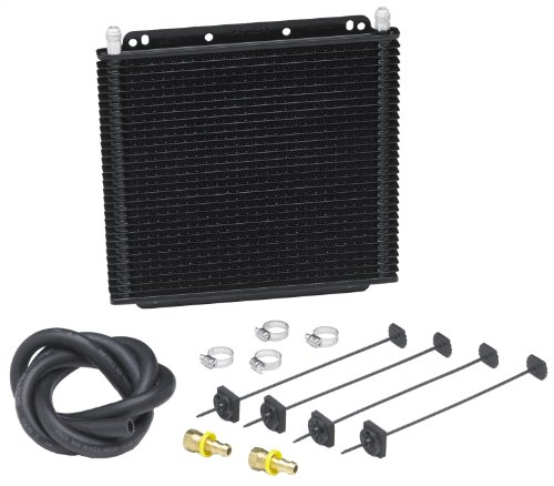Hayden Automotive 689 Rapid-Cool Plate and Fin Transmission Cooler