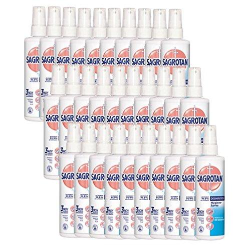 Sagrotan Hygiene Pumpspray, 30er Pack (30 x 250 ml)
