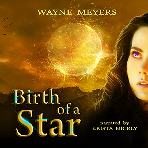 Birth of a Star audiobook cover art