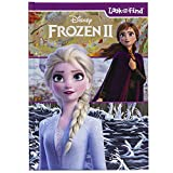 Disney Frozen 2 Elsa, Anna, Olaf, and More! - Look and Find Activity Book - PI Kids