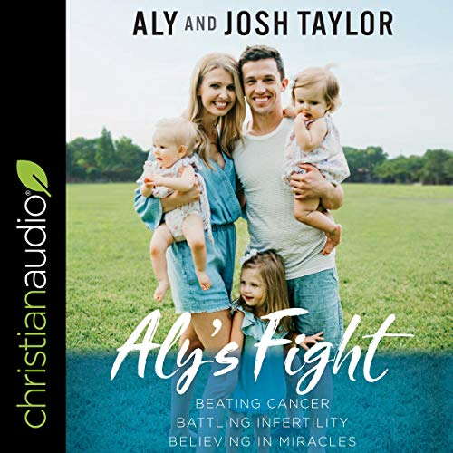 Aly's Fight audiobook cover art