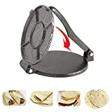 PopHMN Tortilla Makers, Aluminum 8 Inch Tortilla Press Pita Press Tacos Maker 23 * 22 * 10CM