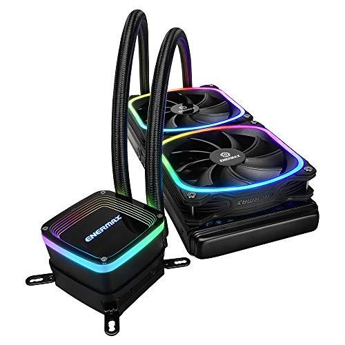 Enermax RGB-Wasserkühlung Aquafusion 240mm (ELC-Aqf240-Sqa)
