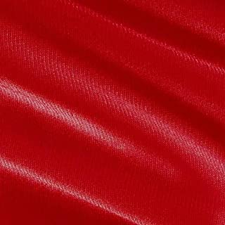 Somerset Industries, 108in 40 Denier Tricot Red Fabric By The Yard