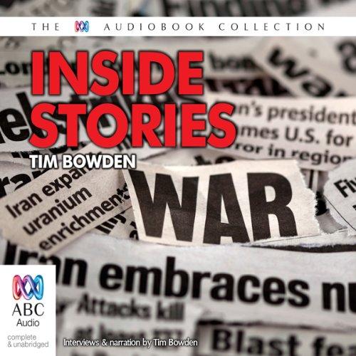 Inside Stories audiobook cover art