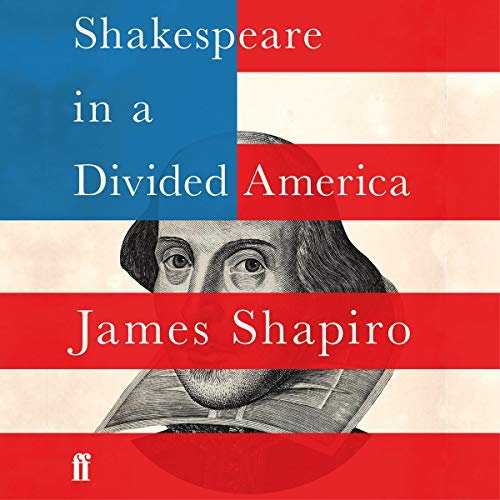 Shakespeare in a Divided America cover art