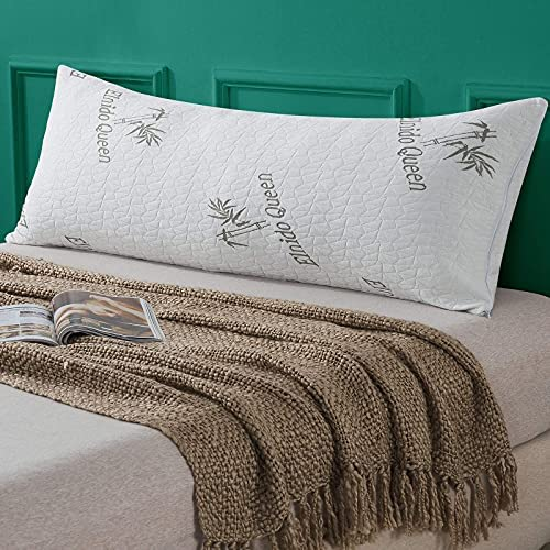 Top 10 Best long pillows for sleeping Reviews