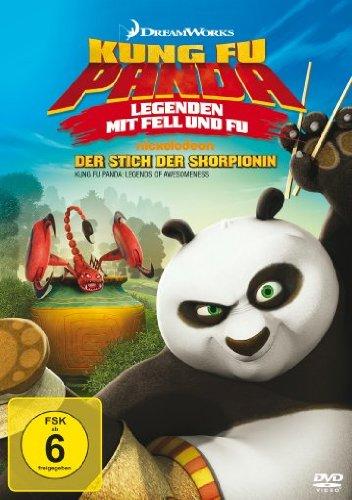 Kung Fu Panda: Legenden mit Fell und Fu - Der Stich der Skorpionin