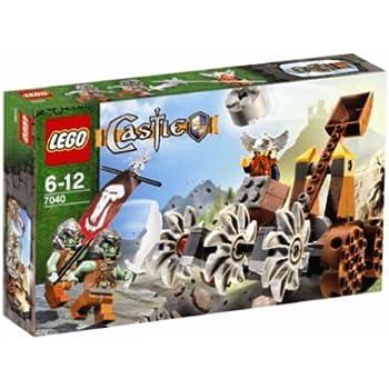 レゴ (LEGO) キャッスル ドワーフ戦士vsしにがみウォリアーズ 7040