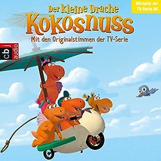 Das Flügelfieber / Ganz großes Drama / Balduin dreht durch / Der Meisterkoch. Das Original-Hörspiel zur TV-Serie audiobook cover art