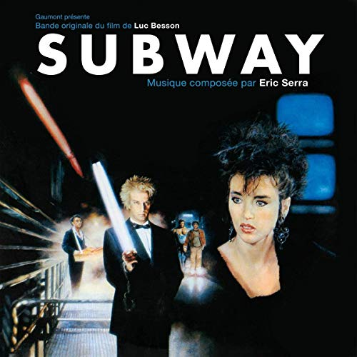Subway [Vinyle Transparent]