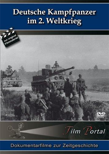 Deutsche Kampfpanzer im 2. Weltkrieg