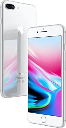 Apple- iPhone 8 64 GB Silver Desbloqueado Reacondicionado