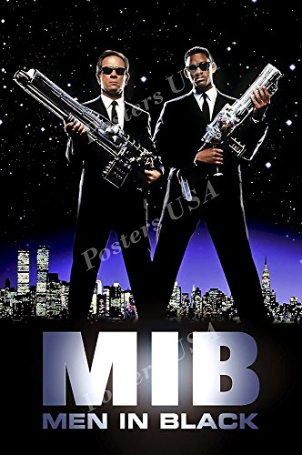 posters for men Posters USA - Men In Black MIB Movie Poster GLOSSY FINISH - MOV311 (24