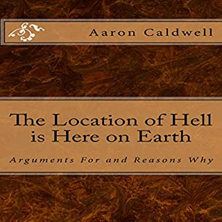 The Location of Hell Is Here on Earth cover art