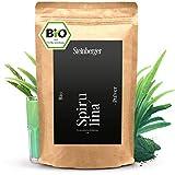 Spirulina Pulver bio 1000g | 100% reine Spirulina-Alge | Im Standbeutel laborgeprüftes und 100% naturreines Spirulina-Powder